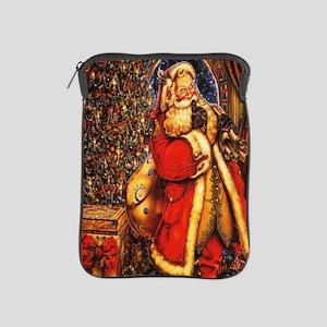 Victorian Santa iPad Sleeve