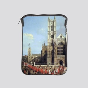 Canaletto Westminster Abbey iPad Sleeve