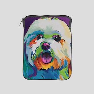 Dash the Pop Art Dog iPad Sleeve