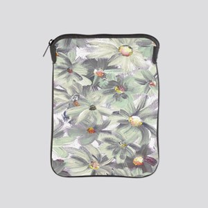 Hand Painted Wildflowers Flowers iPad Sleeve