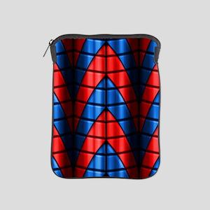 Superheroes - Red Blue iPad Sleeve