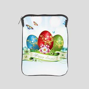 Happy Easter iPad Sleeve