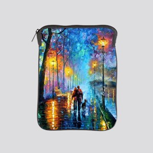 Evening Walk iPad Sleeve