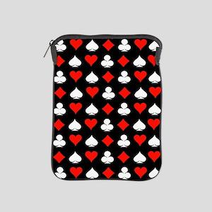 Poker Symbols iPad Sleeve