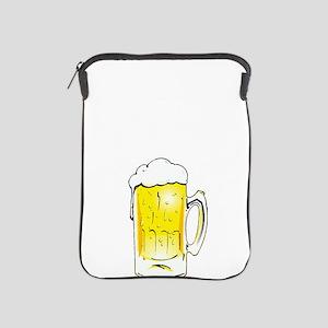 Beer Thirty - Black iPad Sleeve