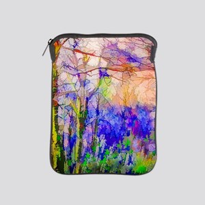 Nature In Stained Glass iPad Sleeve