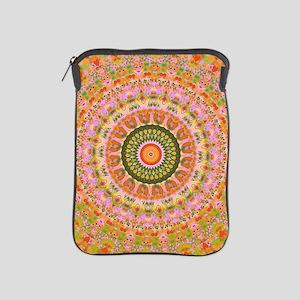 Happy Hippy Mandala iPad Sleeve