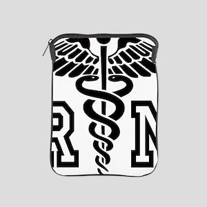 RN Nurse Caduceus iPad Sleeve
