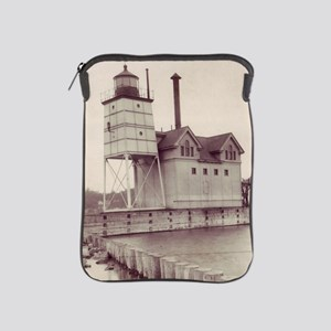 Holland Harbor Lighthouse 2 iPad Sleeve
