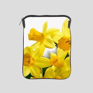 Daffodils Style iPad Sleeve