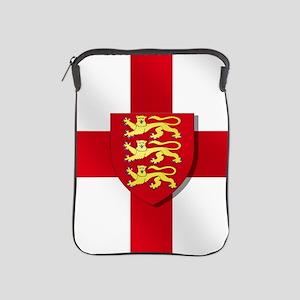 England Three Lions Flag iPad Sleeve