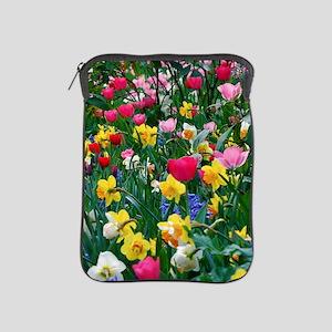 Flower Garden iPad Sleeve