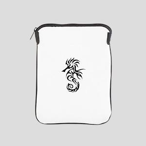 Tribal Seahorse iPad Sleeve