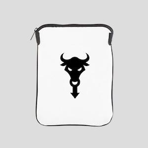 BBC Bull Male iPad Sleeve