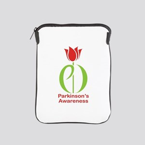 Parkinson's Disease Tulip iPad Sleeve