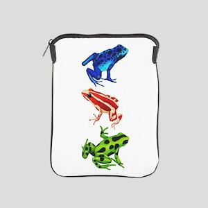 Dart Frogs iPad Sleeve
