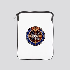 Benedictine Medal iPad Sleeve