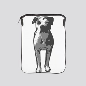 Pit Bull T-Bone Graphic iPad Sleeve