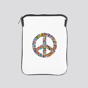 Peace to All Nations iPad Sleeve