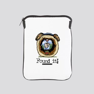 FoundIt1 iPad Sleeve