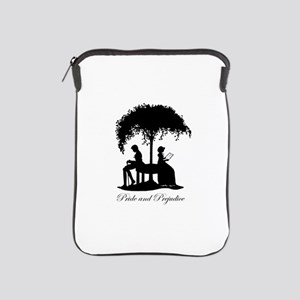 Pride and Prejudice Darcy and Lizzie iPad Sleeve