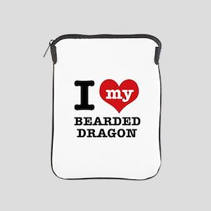 I love my Bearded Dragon iPad Sleeve