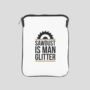 Sawdust iPad Sleeve