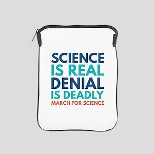 Science Is Real iPad Sleeve