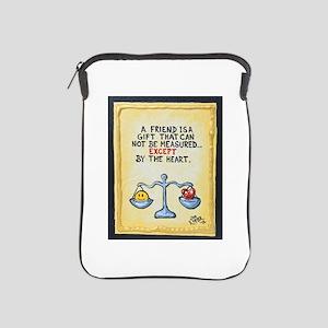 Best Friends / Sculpted Art iPad Sleeve