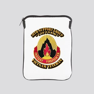 38th Support Group iPad Sleeve