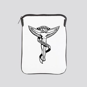 Chiropractic Symbol iPad Sleeve