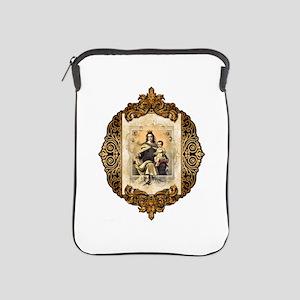 OLMtC-medallion iPad Sleeve