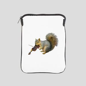 Squirrel Violin iPad Sleeve