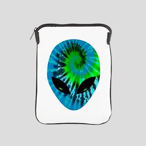 Tie Dye Alien iPad Sleeve