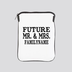 Future Mr. and Mrs. Personalized iPad Sleeve