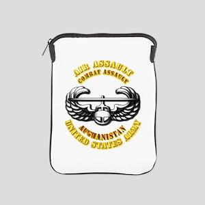 Emblem - Air Assault - Cbt Aslt - Afghanistan iPad
