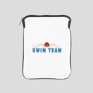 Swim Team iPad Sleeve