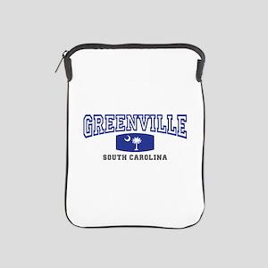 Greenville South Carolina, SC, Palmetto State Flag