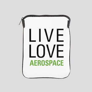 Live Love Aerospace iPad Sleeve