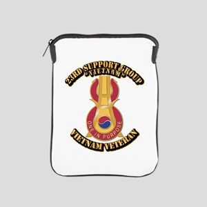 Army - 23rd Support Group iPad Sleeve
