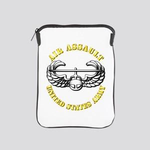 Emblem - Air Assault iPad Sleeve