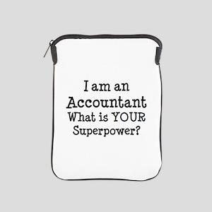 accountant iPad Sleeve