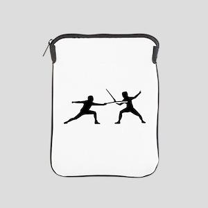 Fencing iPad Sleeve