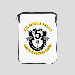 5th Special Forces - DUI iPad Sleeve