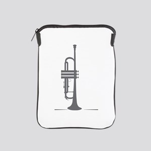 Upright Trumpet iPad Sleeve