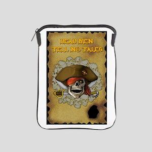 Dead Men Tell No Tales iPad Sleeve