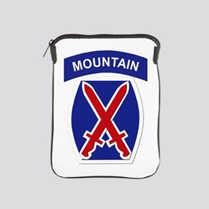 SSI - 10th Mountain Division iPad Sleeve