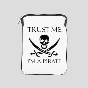 Trust Me I'm a Pirate iPad Sleeve