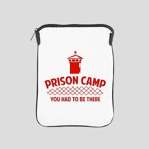 Prison Camp iPad Sleeve