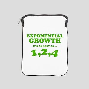 Exponential Growth iPad Sleeve